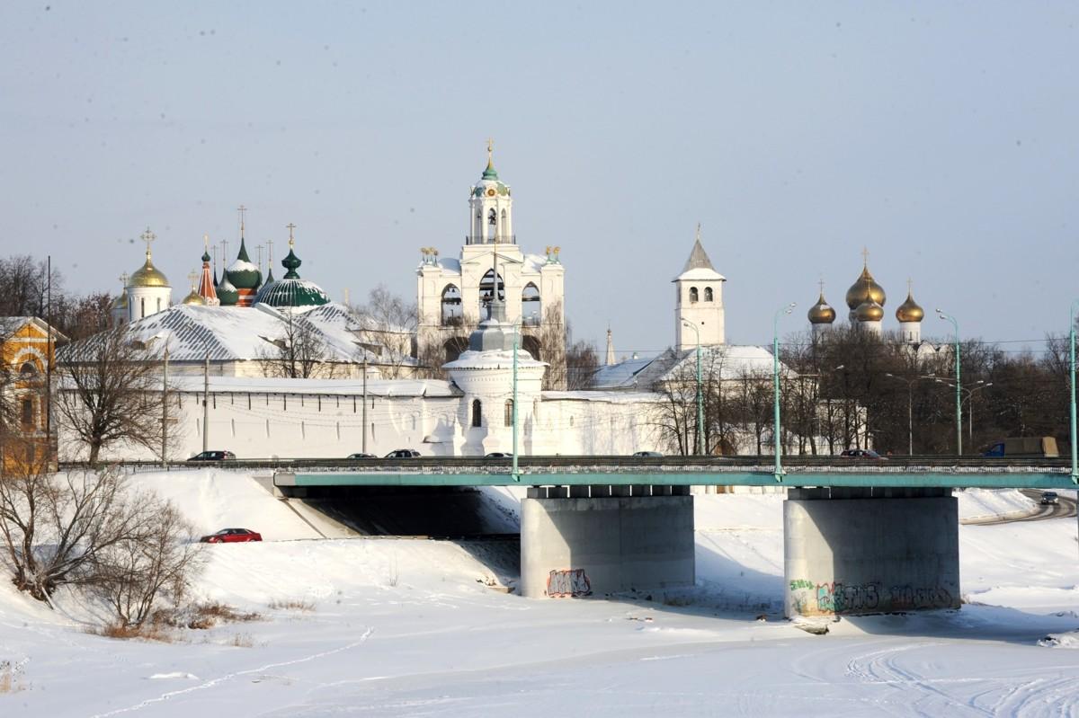 Мартовская погода простоит в выходные в Ярославле