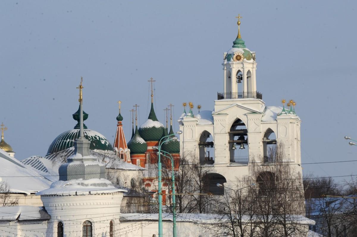 Для туристов разработано 69 бесплатных аудиоэкскурсий по Ярославской области
