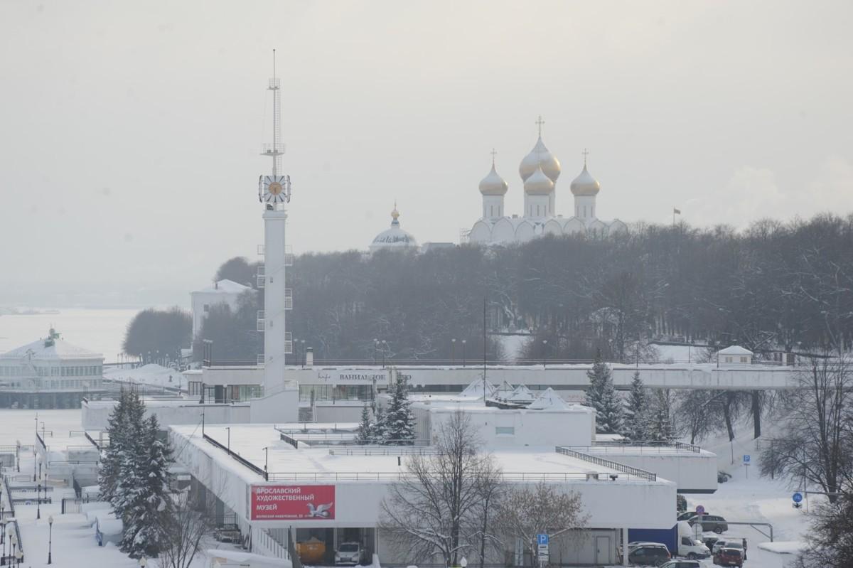 МЧС: в Ярославской области ожидается мокрый снег