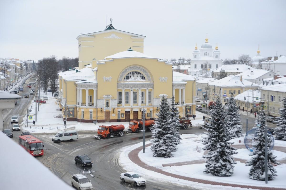 Дмитрий Миронов об объединении театров: разделяю возмущение ярославцев