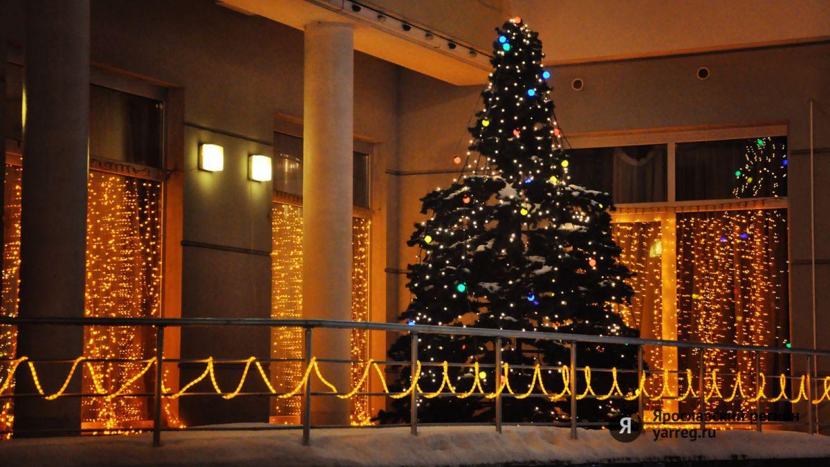 Ярославская область вошла в топ-15 самых посещаемых в новогодние праздники регионов страны
