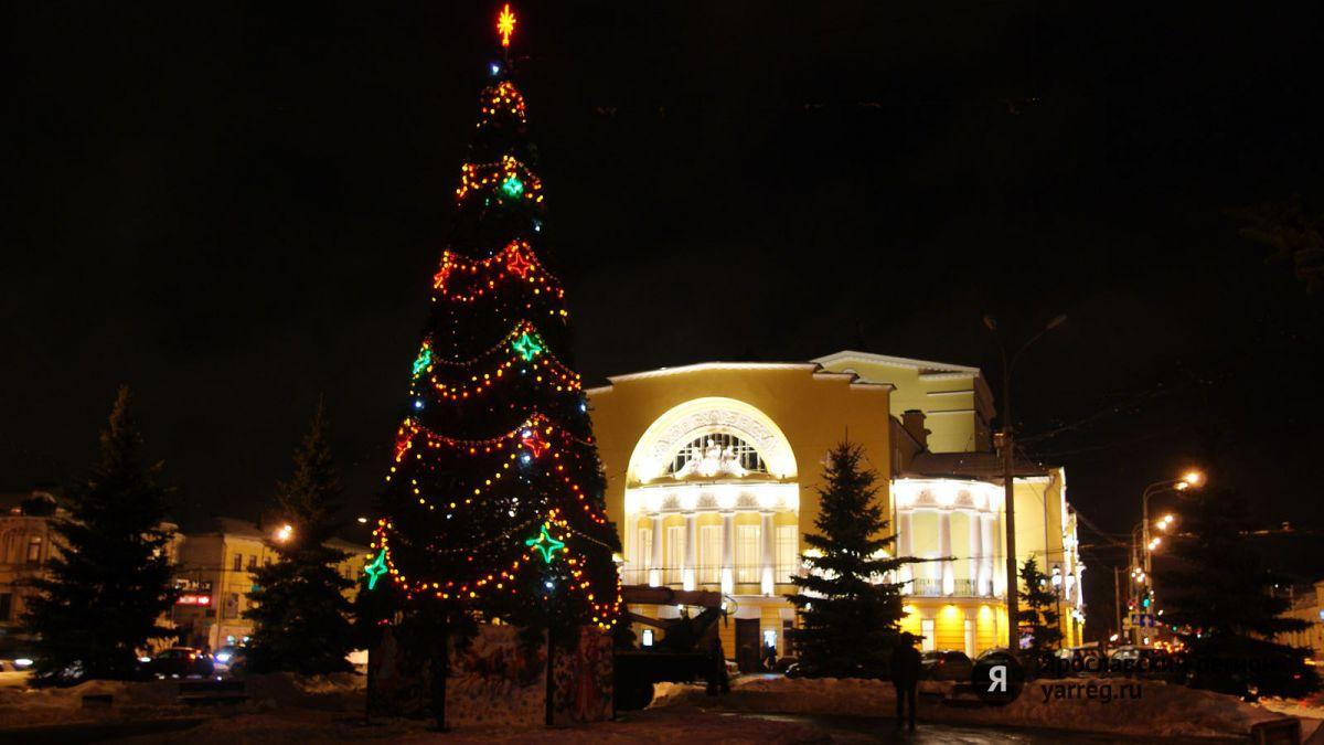 Праздничные мероприятия в новогоднюю ночь прошли без происшествий