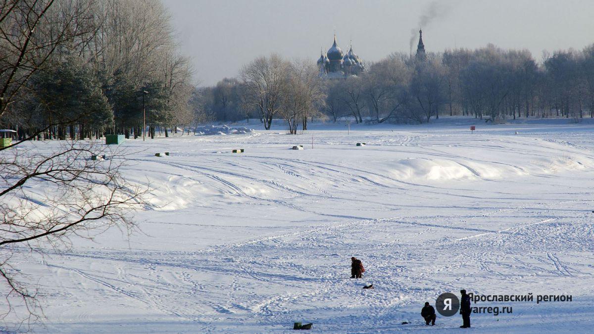 В Ярославской области температура воздуха опустилась на 10 градусов ниже нормы