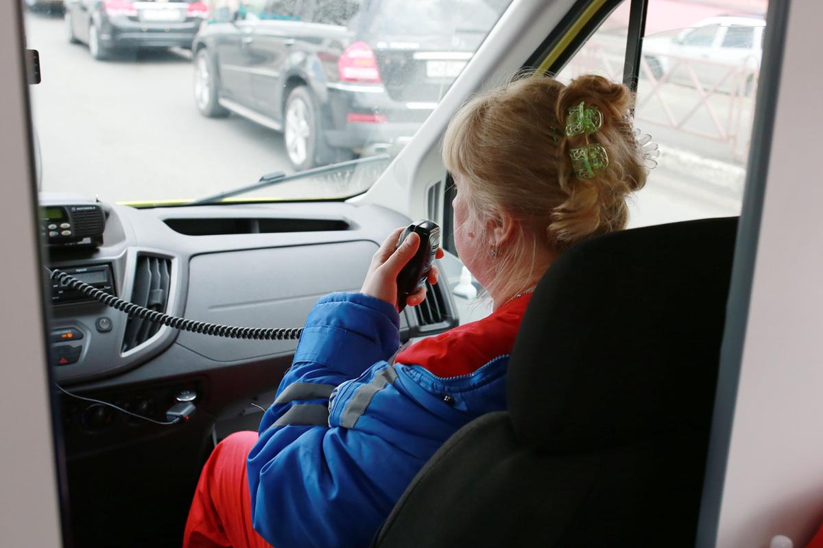 На Перекопе в Ярославле сбили пенсионерку