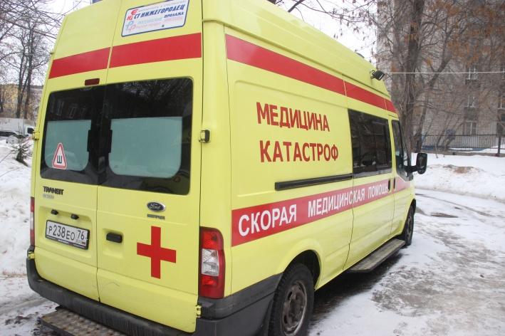 В Ярославской области пьяная женщина на иномарке спровоцировала ДТП: пострадал мужчина