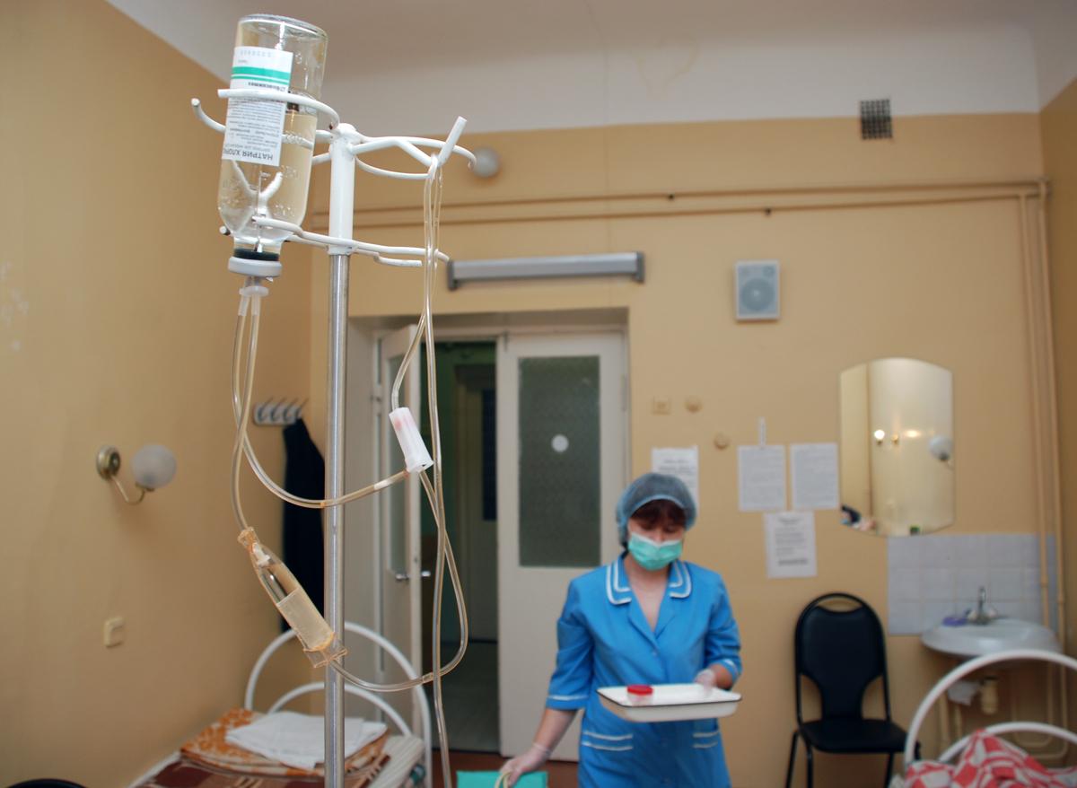 В Ярославской области врачи спасли жизнь девочке, которую укусила ядовитая змея