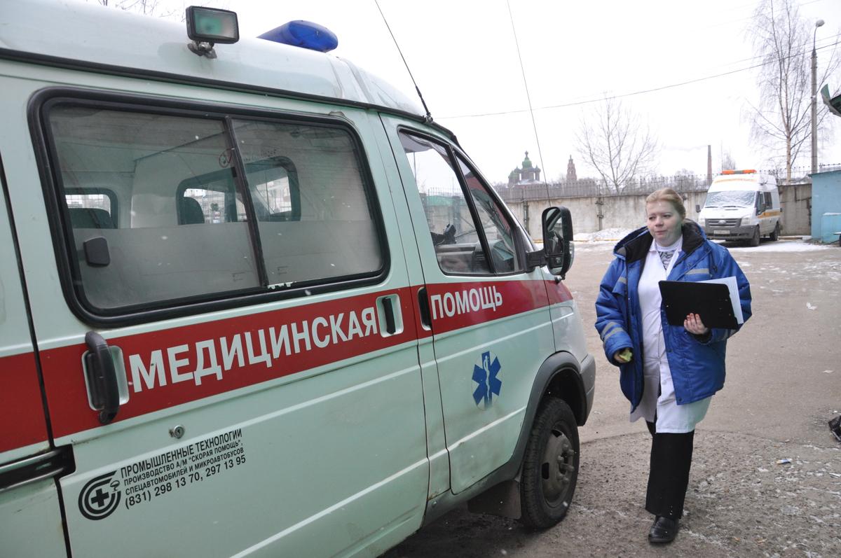 Службе скорой помощи России исполняется 120 лет
