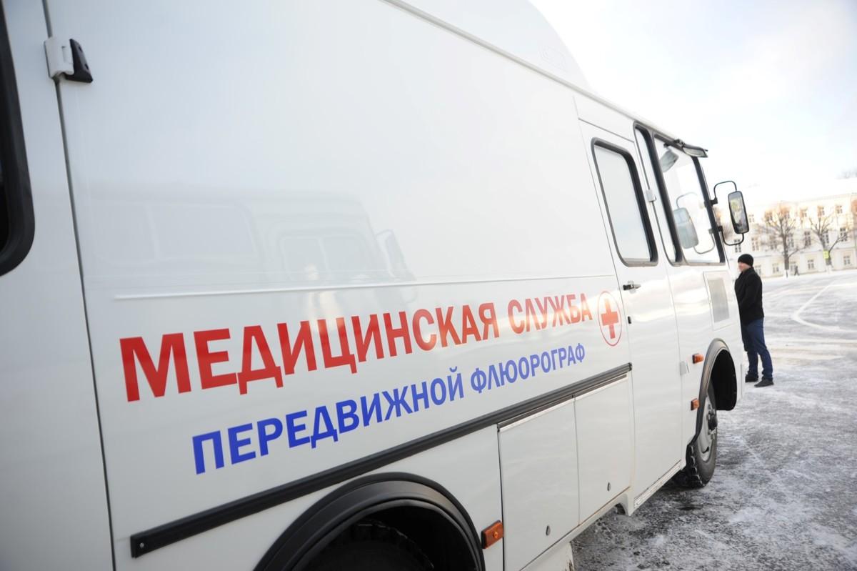 Некоузская центральная районная больница получила новый автомобиль скорой медицинской помощи