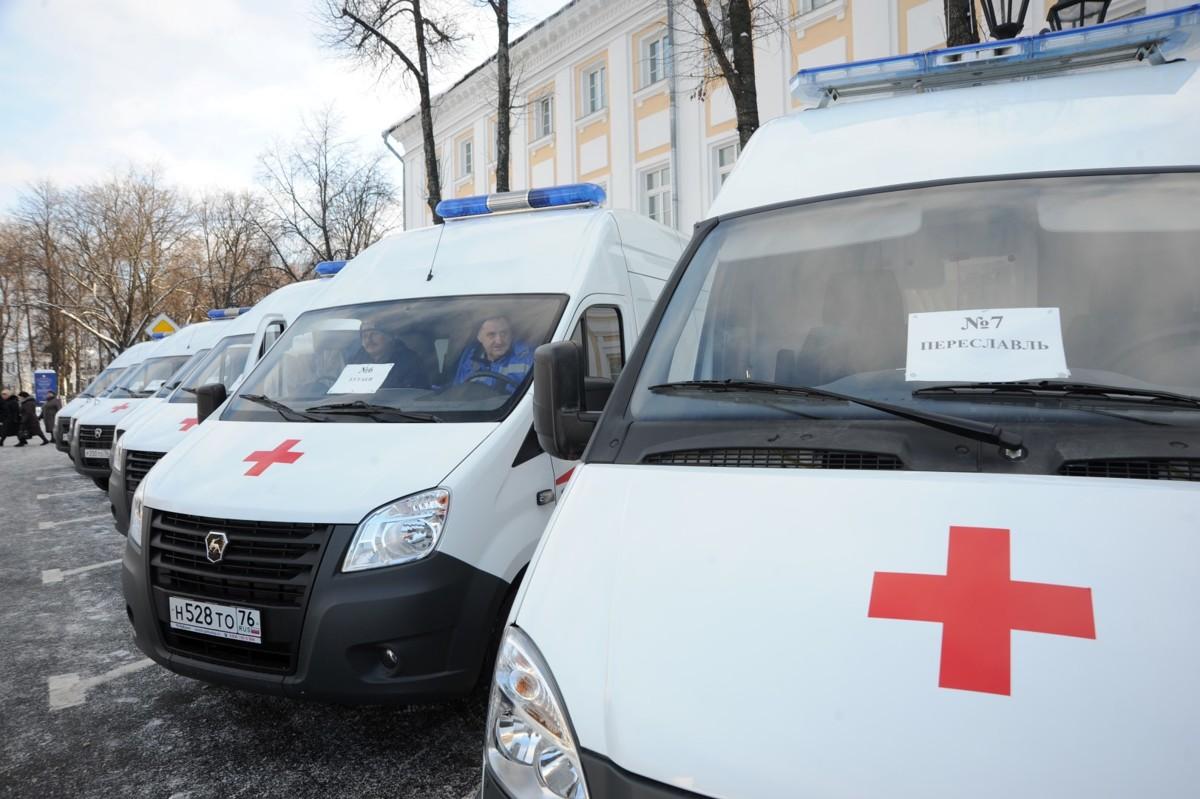 Дмитрий Миронов: отправили в Минздрав заявку на новые машины скорой помощи