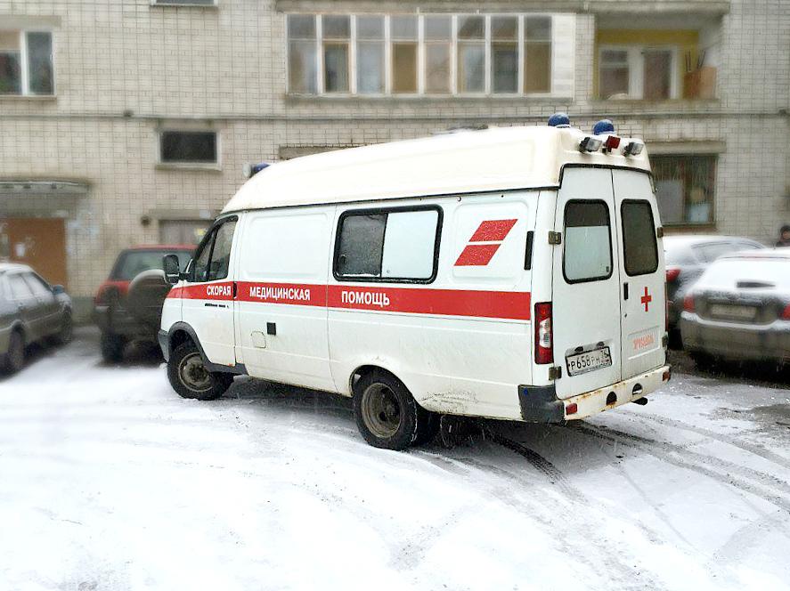 В Ярославле на улице Гагарина сбили пешехода