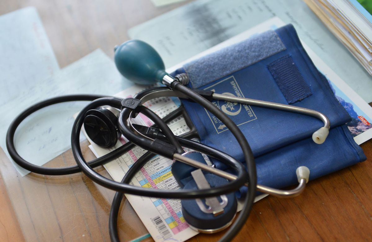 В выездной поликлинике областной больницы в этом году обследованы более 600 человек