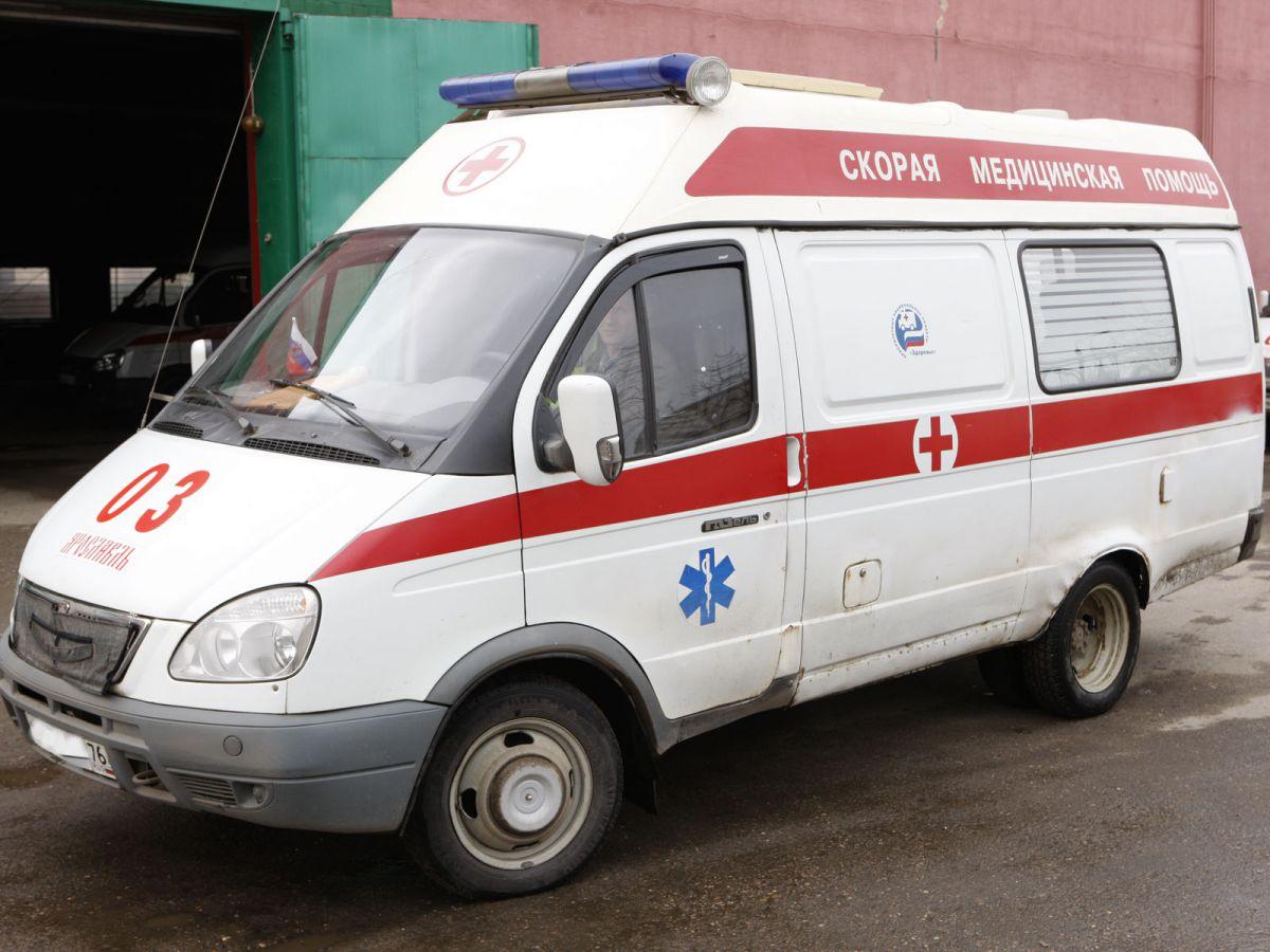 В Рыбинске водитель иномарки сбил пешехода