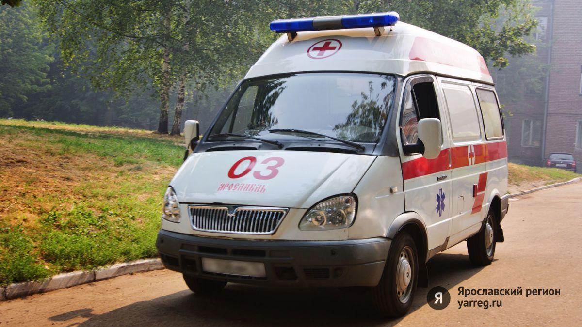 В Ярославской области в ДТП пострадали трое взрослых и двухмесячный ребенок