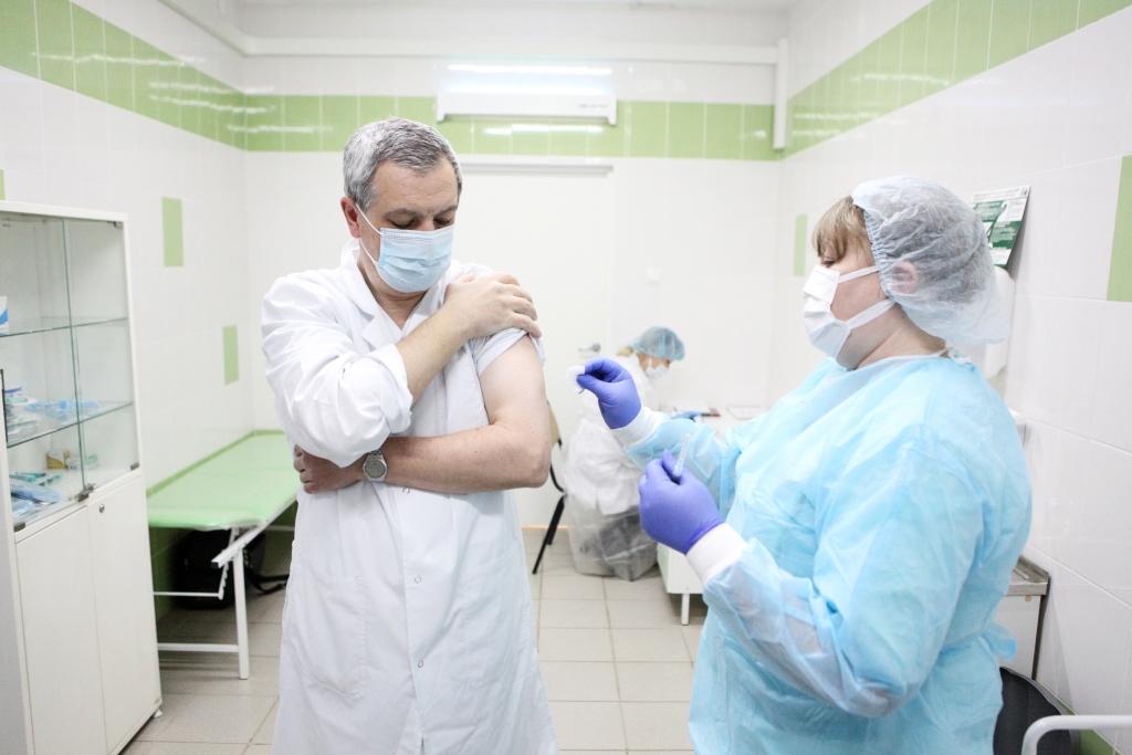 Жители Ярославской области задали более 27,5 тысячи вопросов о вакцинации