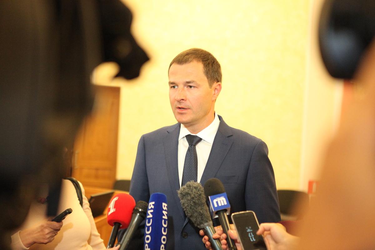 Мэр Ярославля рассказал, где снимает квартиру