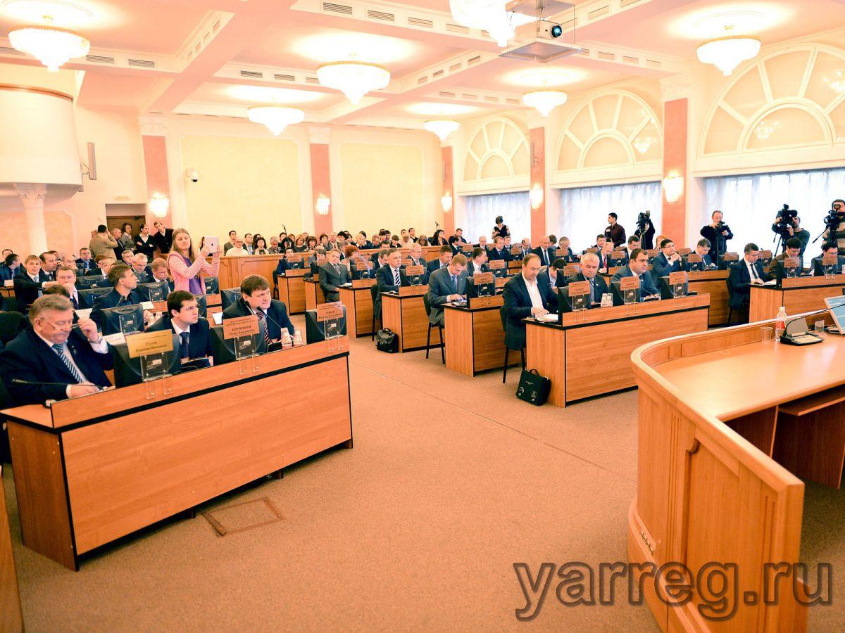 Есть человек без заработка: стали известны сведения о доходах депутатов ярославского муниципалитета