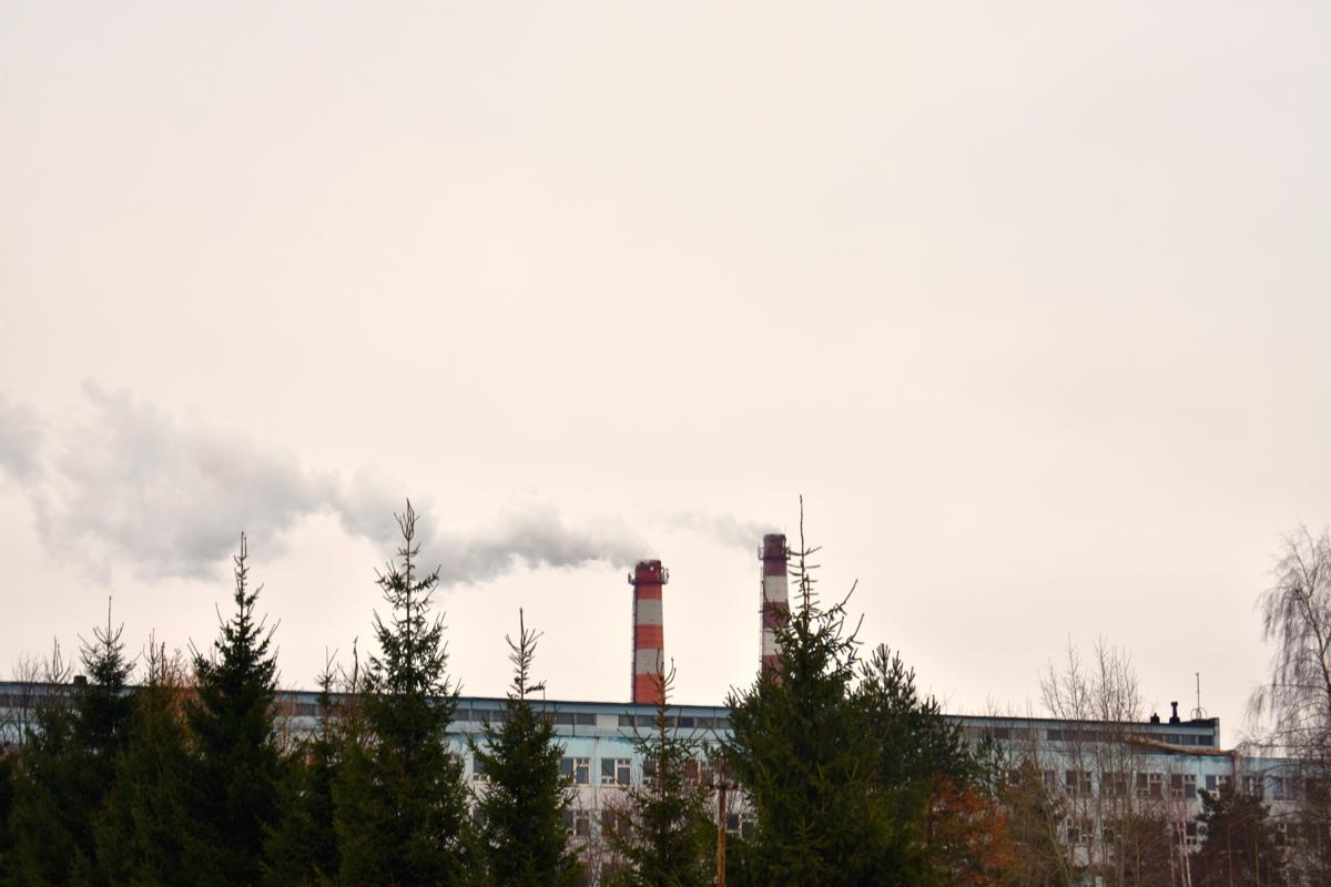 В регионе сформирован сводный том предельно допустимых выбросов загрязняющих веществ