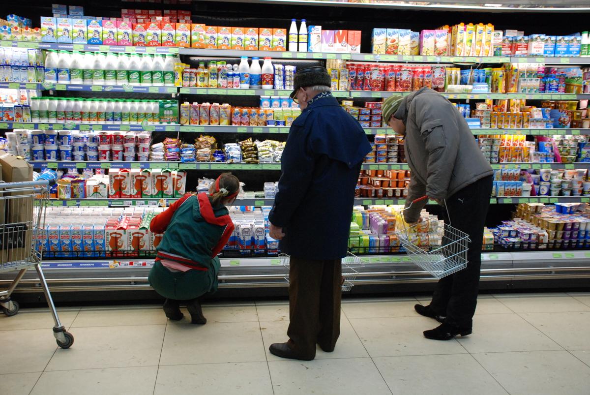 Какие продукты подешевели в Ярославской области: статистика за год