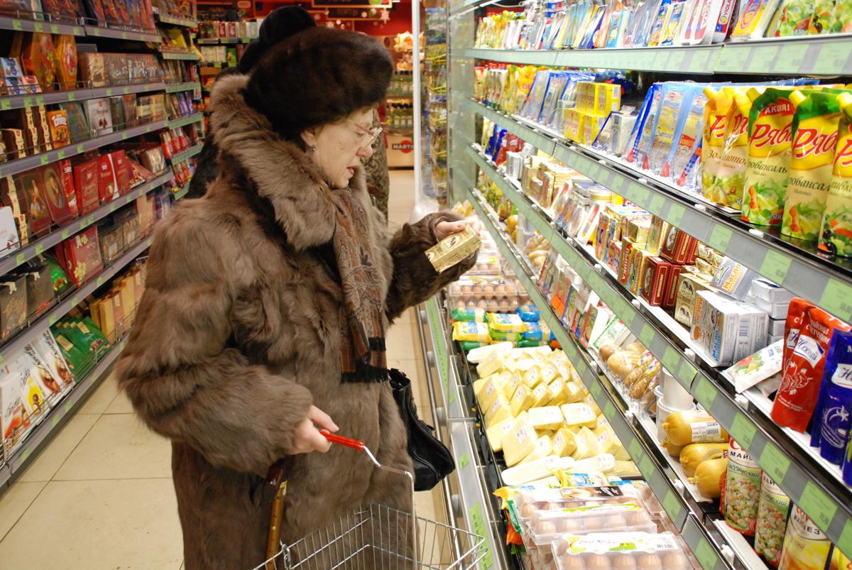 В Рыбинске продуктовый магазин находился в опасном здании