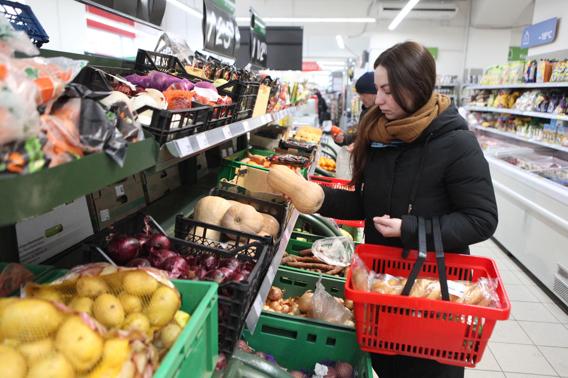 Ярославльстат рассказал, как выросли цены в феврале