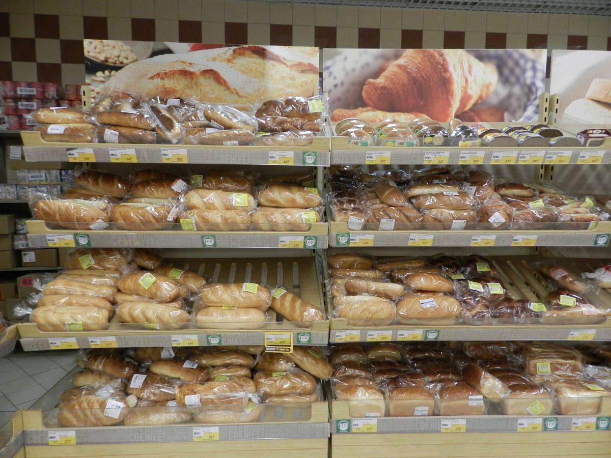 Ярославских продавцов оштрафовали на 100 тысяч за просроченный хлеб