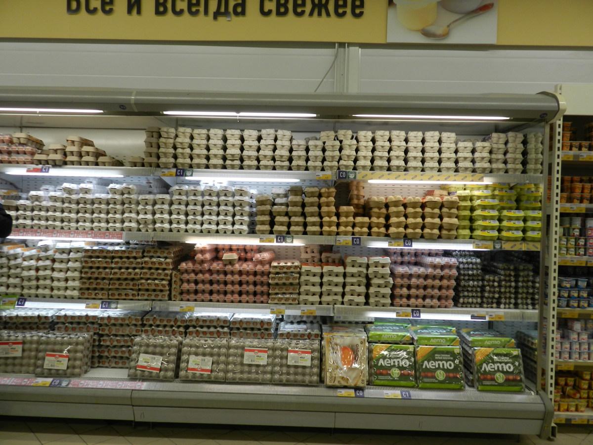 Ярославские антимонопольщики признали обоснованным повышение цен на яйца