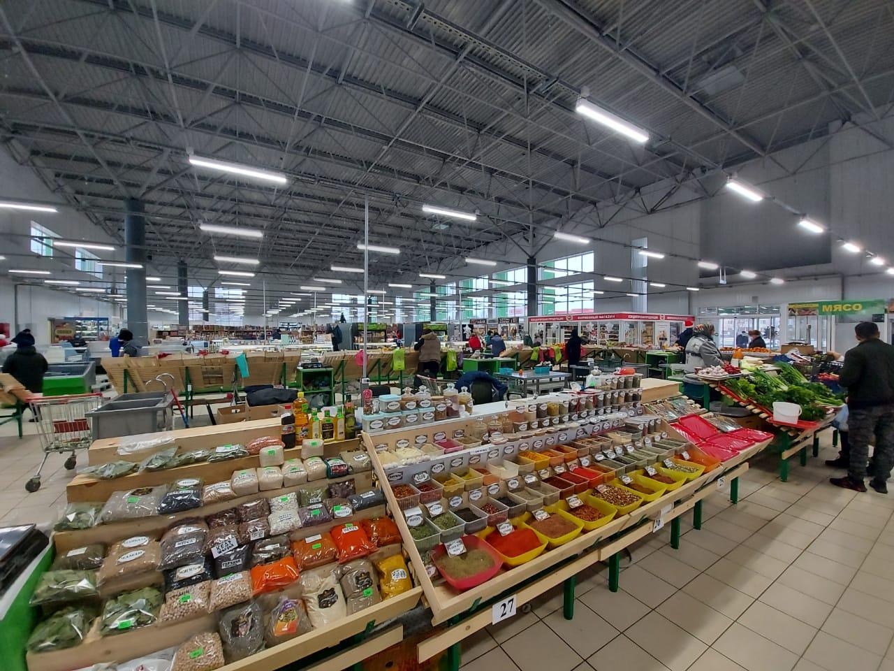 Ярославские региональные рынки расширяют спектр услуг для населения