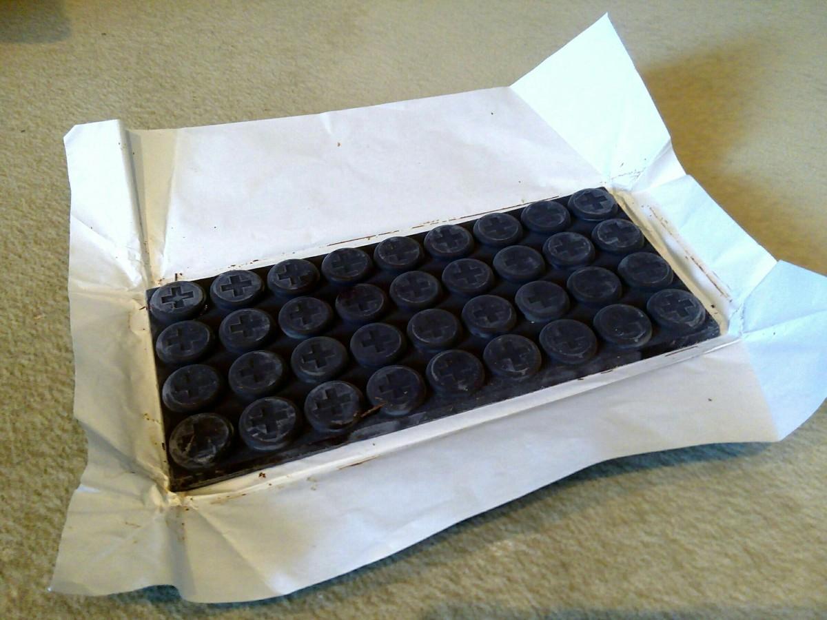 На сладенькое потянуло: ярославна украла из магазина почти полсотни шоколадок