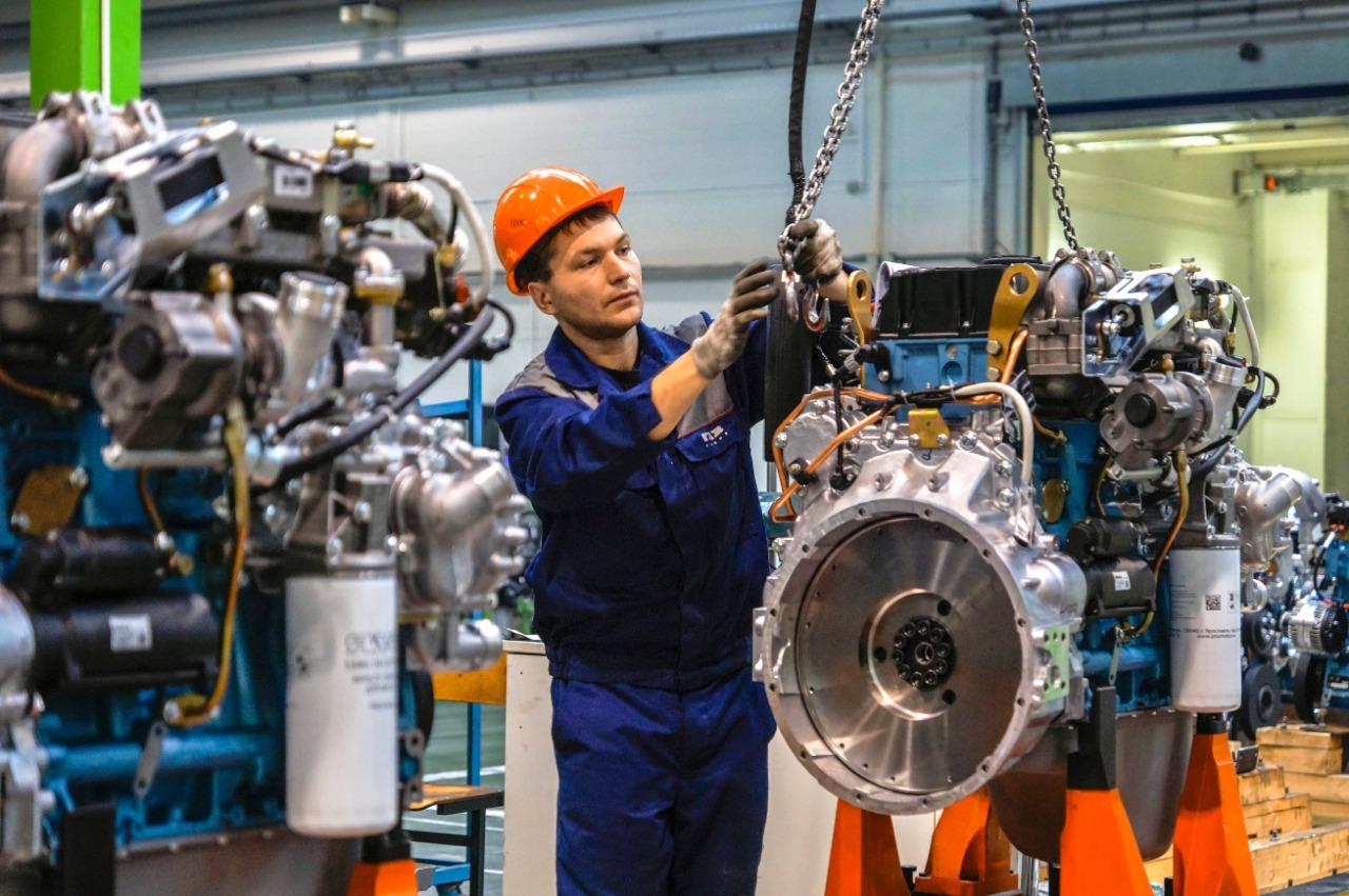 Объем экспорта в Ярославской области в первом квартале 2021 года вырос почти на 30 процентов