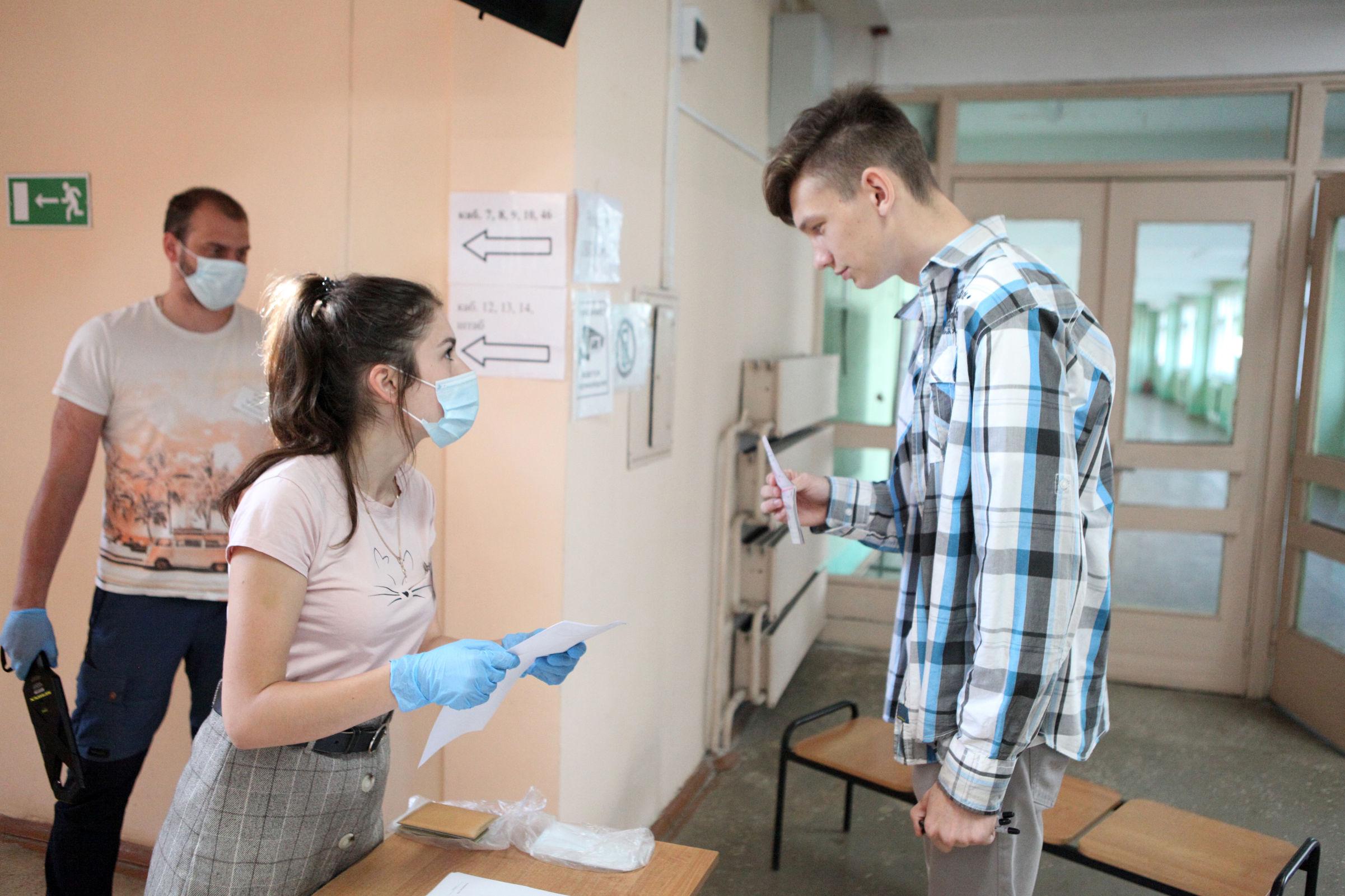 В Ярославской области экзамены в резервный день прошли в штатном режиме