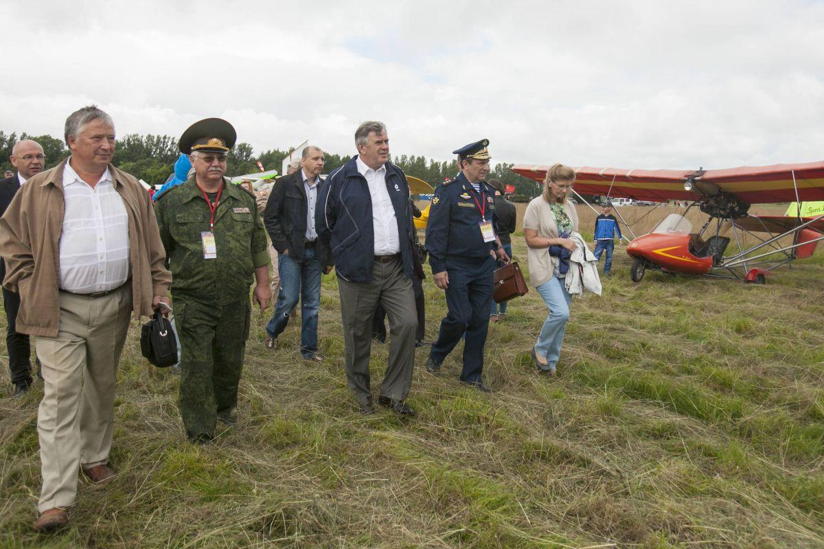 В Ярославской области открылся фестиваль «Техноспорт»