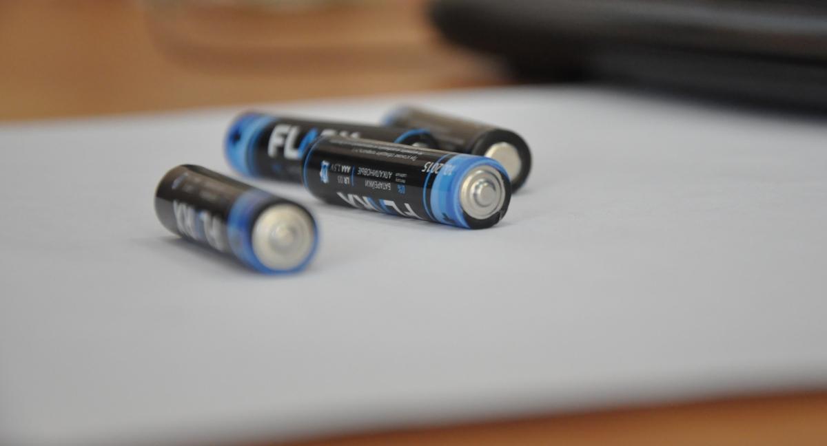 В Ярославской области создано предприятие по переработке батареек