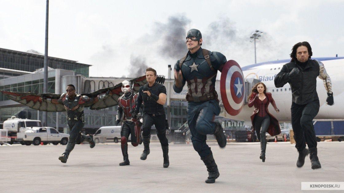 Кино недели: «Первый мститель: Противостояние» и другие премьеры