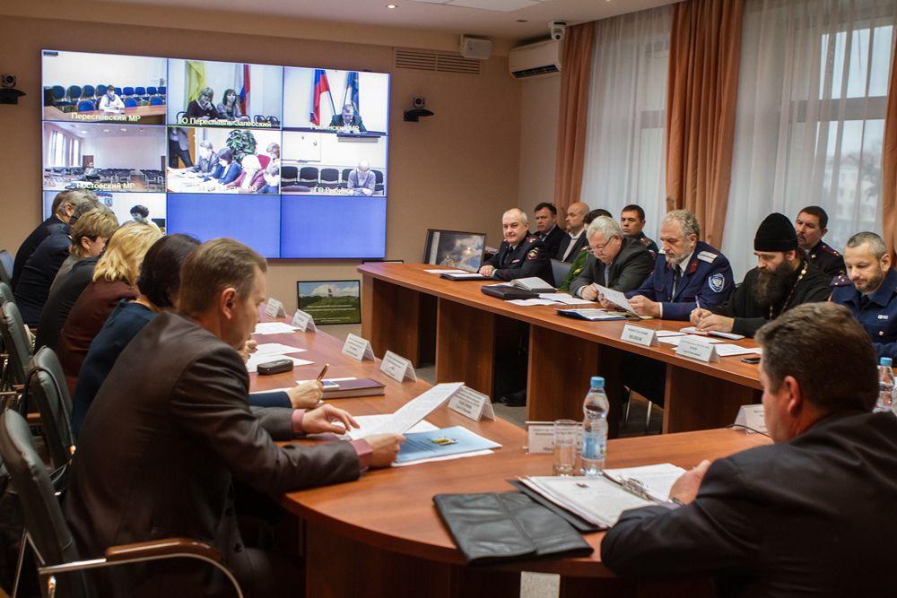 В Ярославской области продолжится работа по созданию казачьих дружин