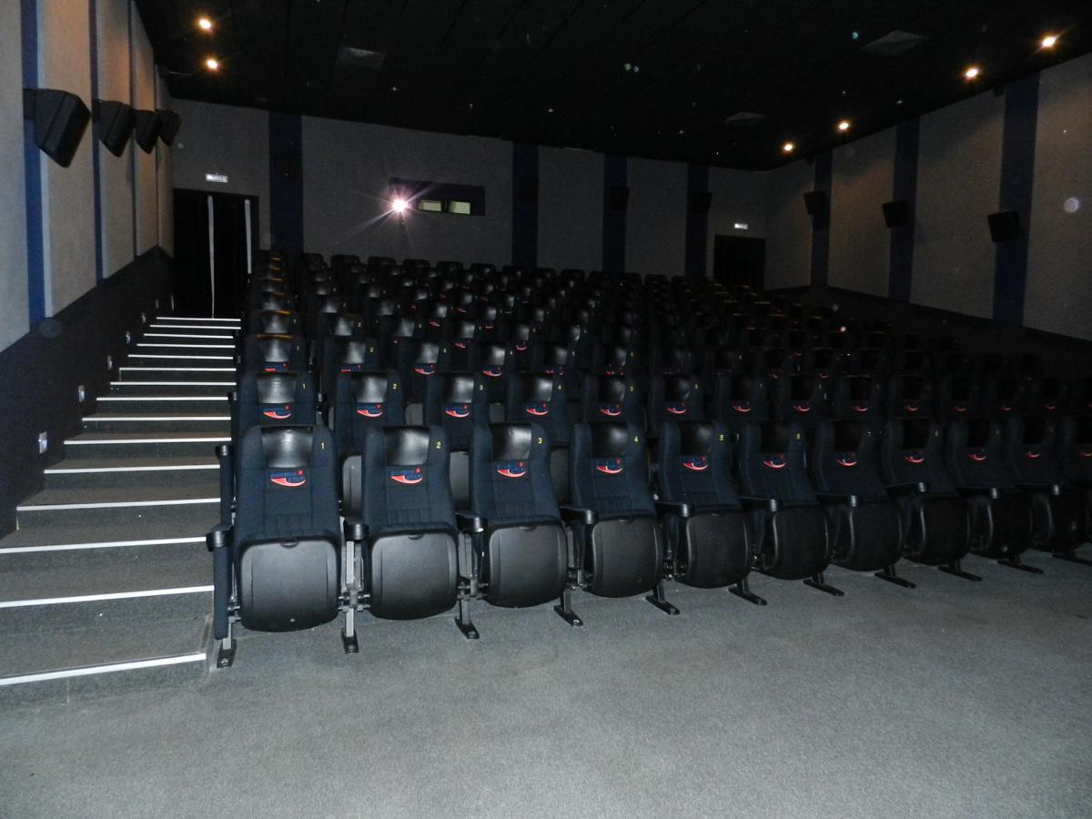 В Рыбинске закрыли кинотеатр из-за несоблюдения требований пожарной безопасности