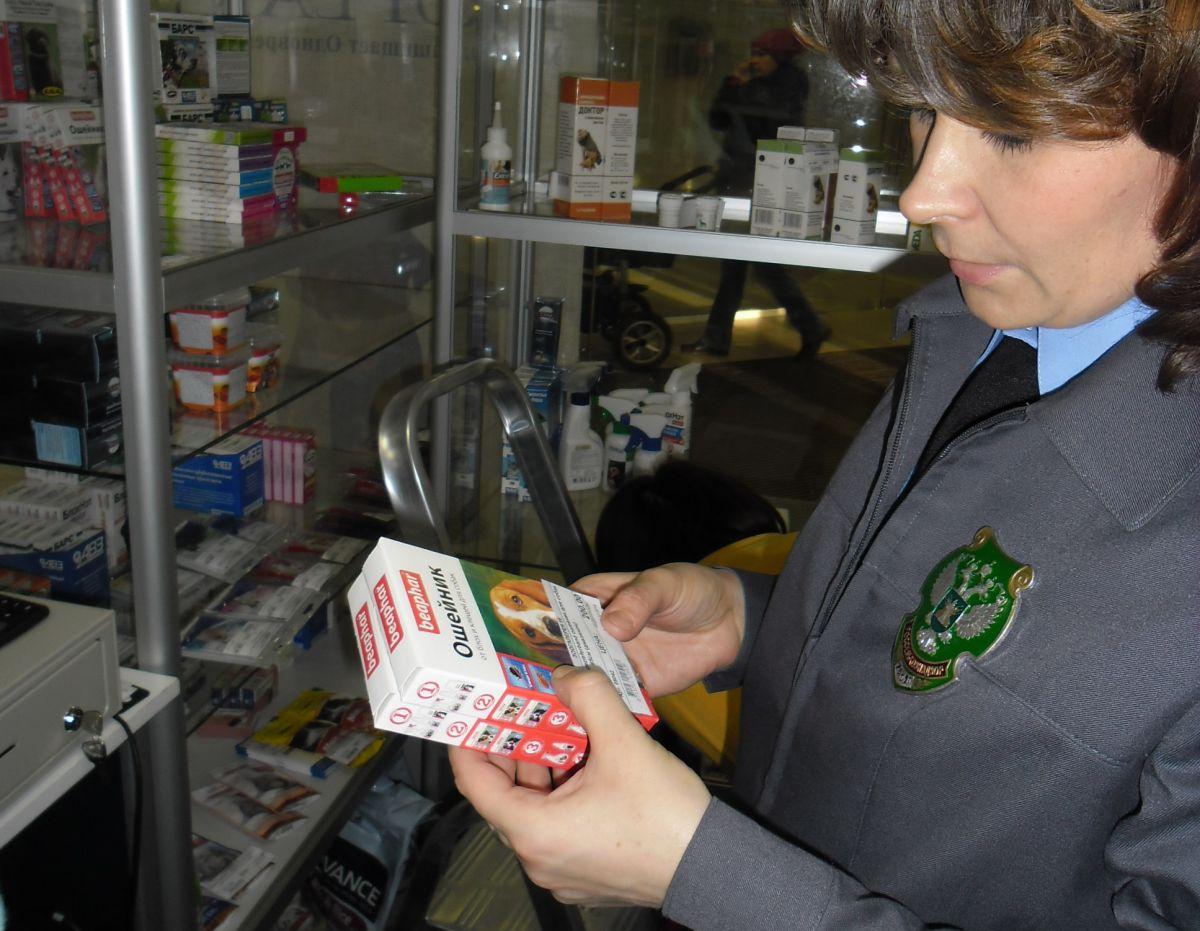 В Переславле ветеринарные лекарства продавались без лицензии