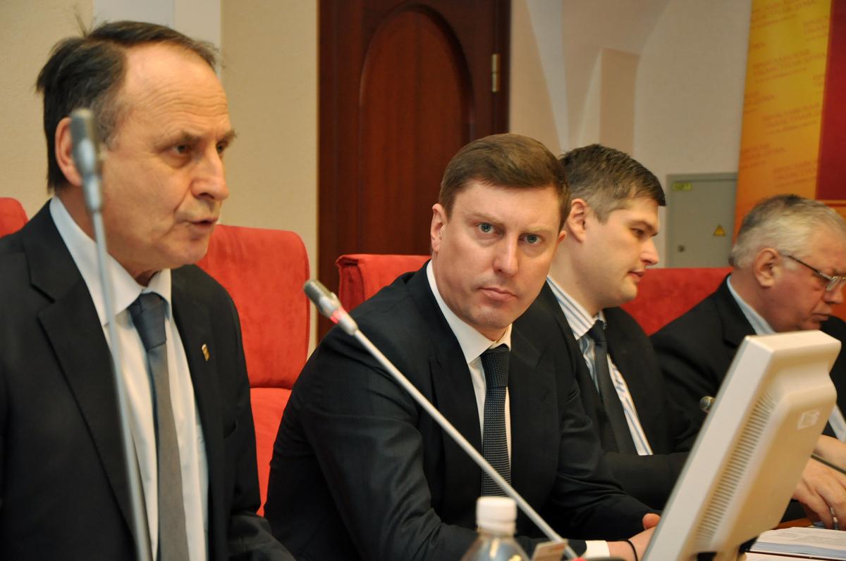 В региональном правительстве подвели основные итоги работы