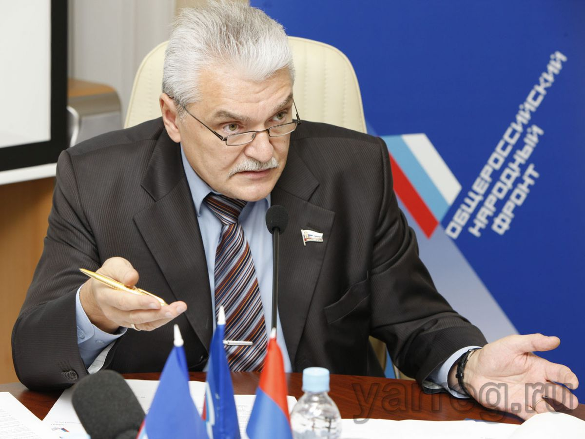 Николай Александрычев может возглавить комитет по бюджету, налогам и финансам Яроблдумы