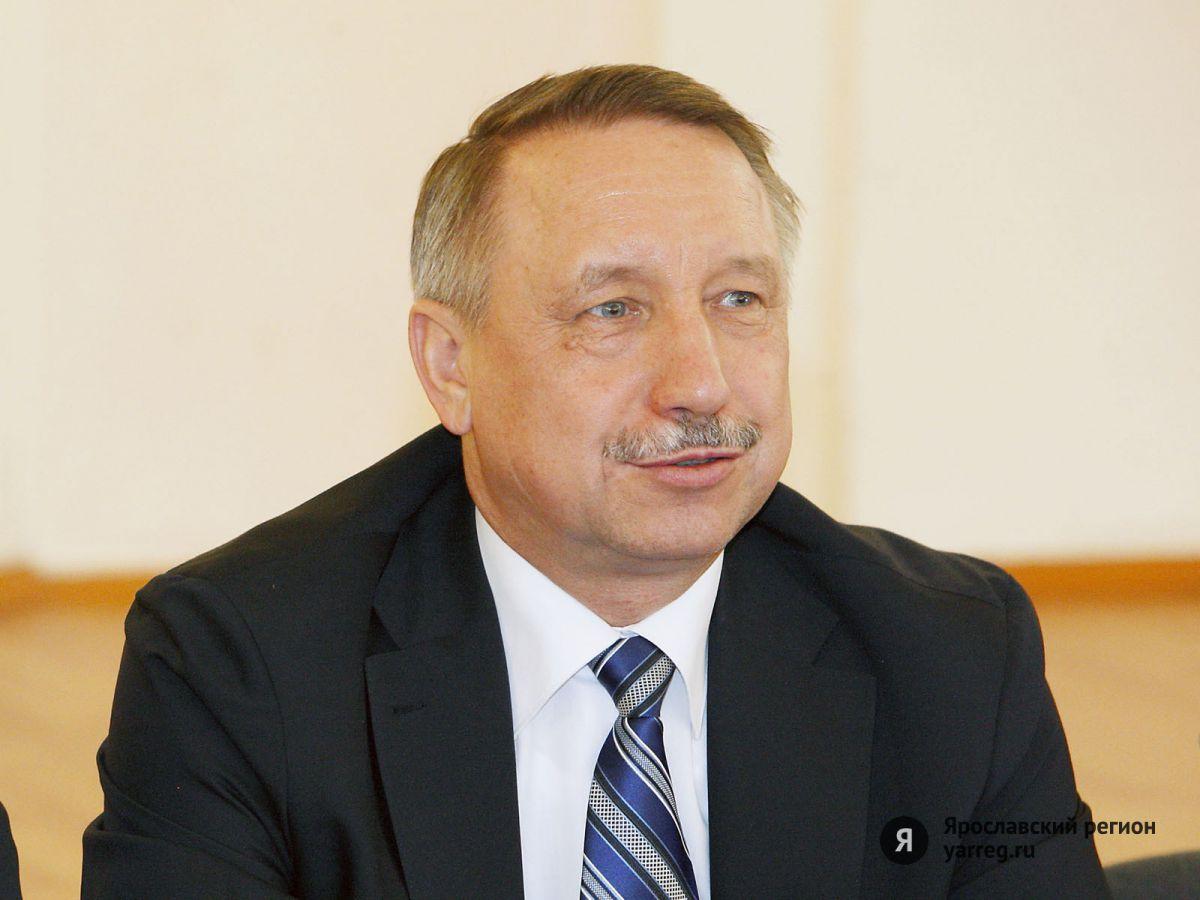 Александр Беглов: «НПО «Сатурн» набирает обороты в непростых экономических условиях»