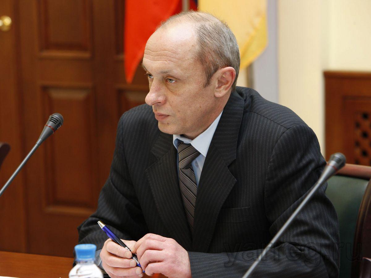 Андрей Епанешников посетил Рыбинск и Рыбинский район