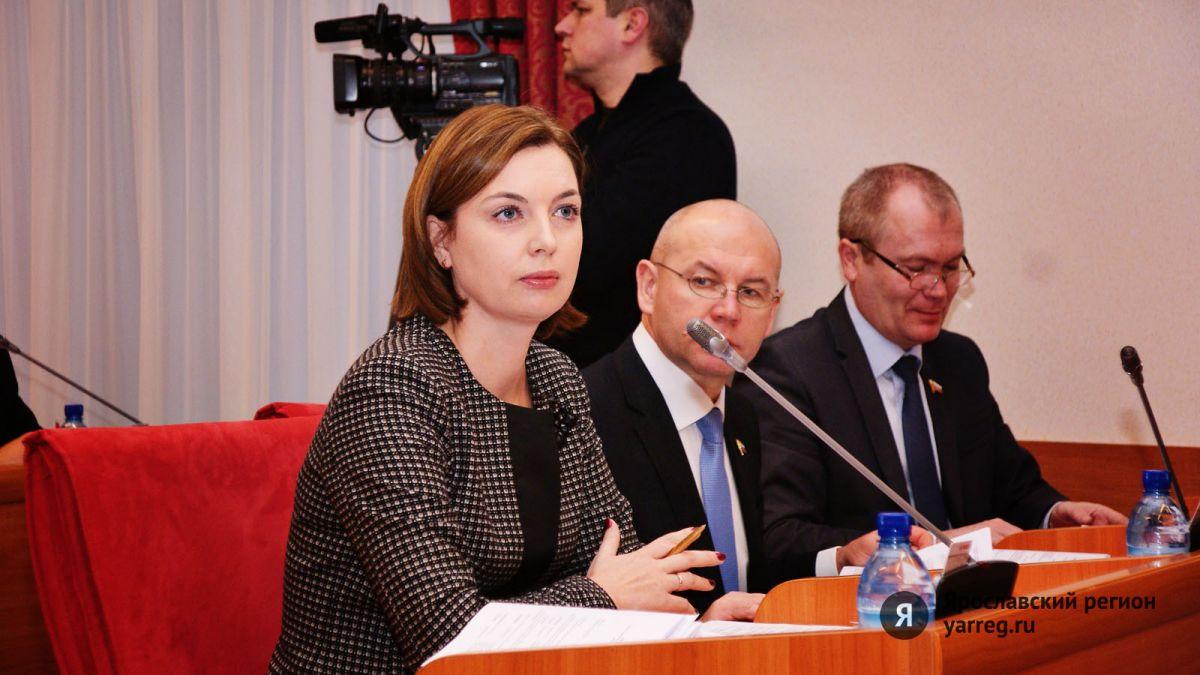 Ольга Хитрова: надеюсь, что послание президента послужит стимулом для возобновления в регионе программы по переоборудованию школьных столовых