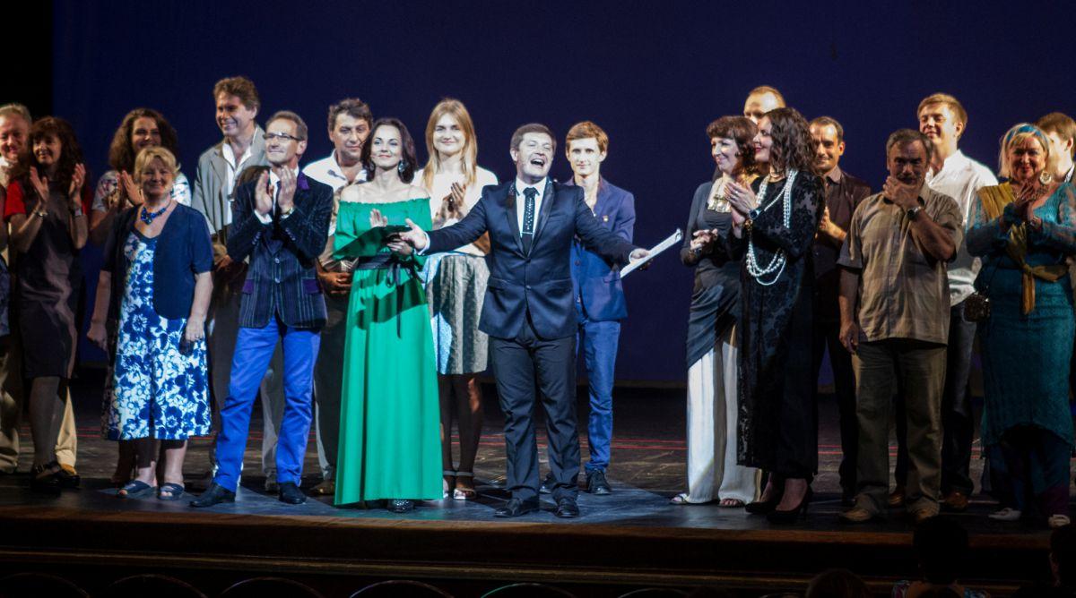 Праздничным вечером завершился 265-й юбилейный сезон в Волковском театре
