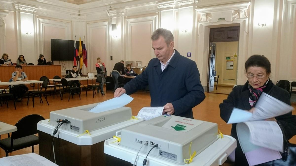 Игорь Каграманян: «Выборы – это наша гражданская ответственность за будущее наших детей»