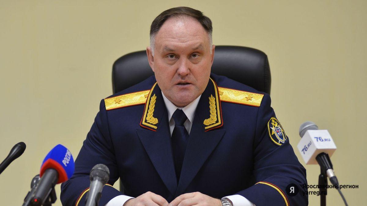 Бывший главный следователь Ярославской области стал советником губернатора