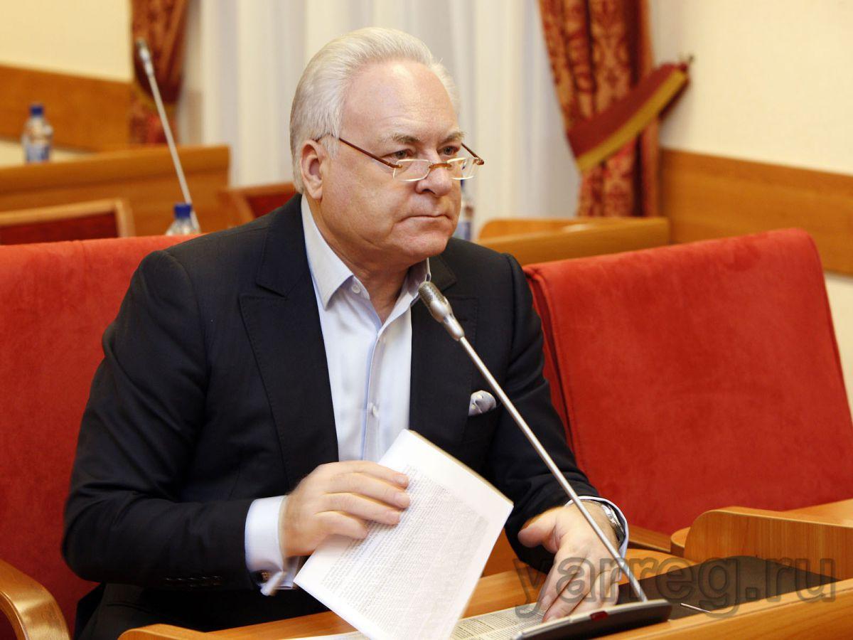 Анатолия Лисицына вновь избрали сенатором от Ярославской области