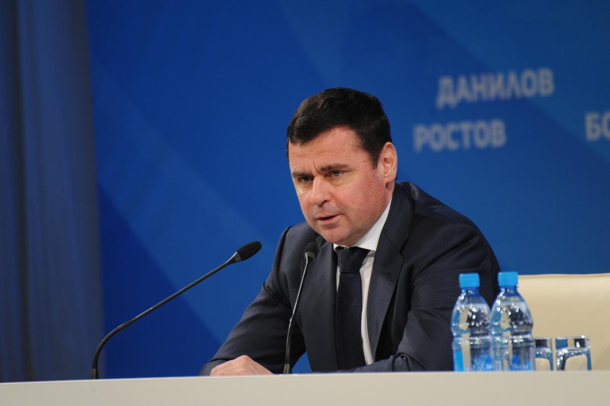 Дмитрий Миронов: в этом году в регионе начнется строительство 13 социальных объектов