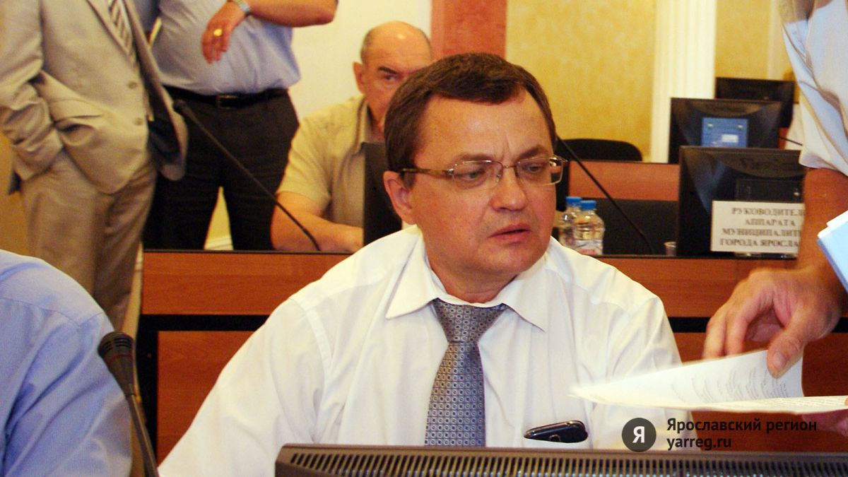 Заместителем председателя правительства Ярославской области назначен Александр Нечаев