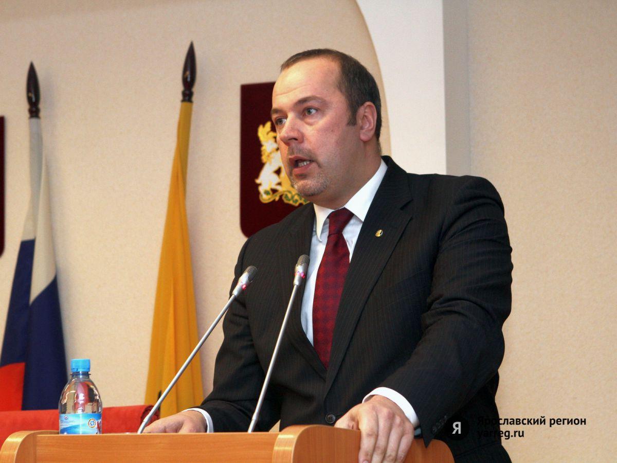 С Ильи Осипова сняли полномочия заместителя председателя областной думы