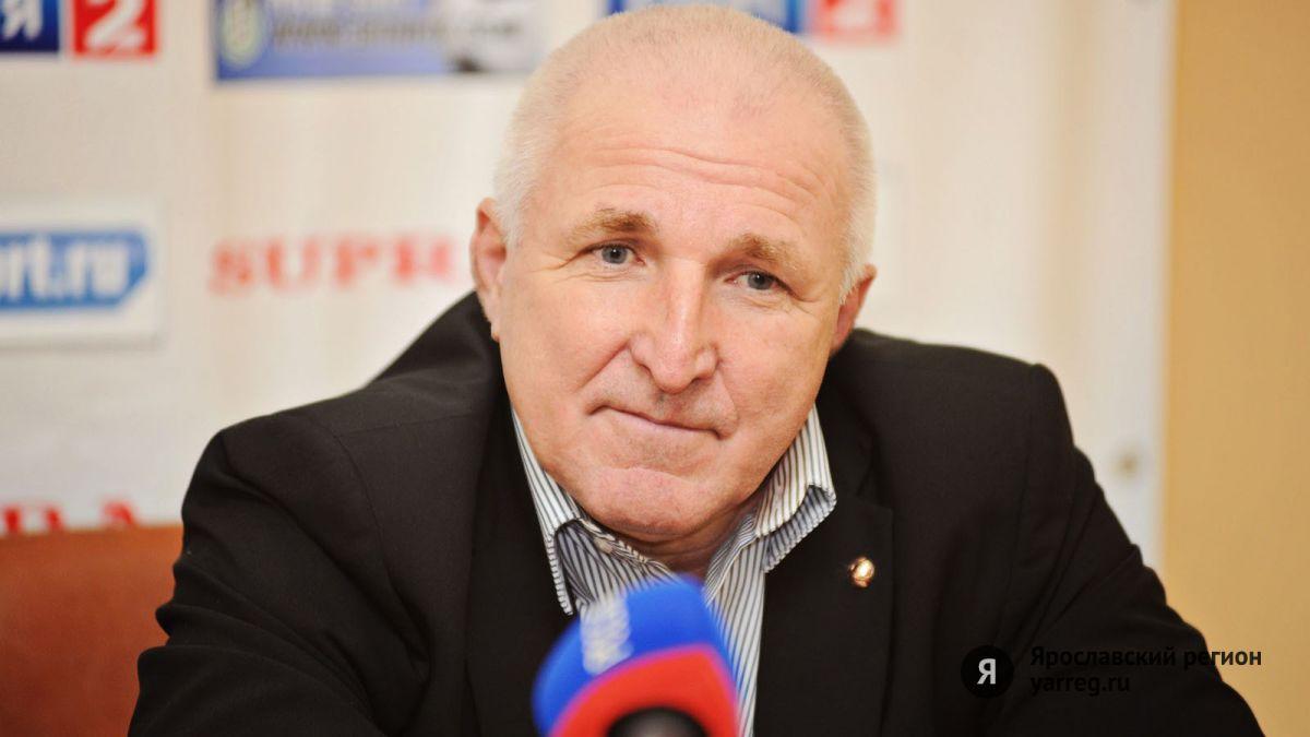 Александр Побегалов покинул пост главного тренера «Шинника»