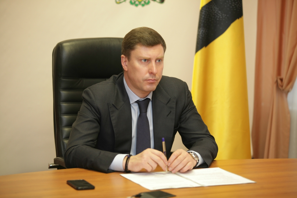 Глава областного правительства на всероссийском совещании сообщил о стопроцентной готовности к зиме